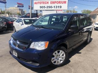 Used 2016 Dodge Grand Caravan Value Package All Power/Stow N Go Rear/AC&GPS* for sale in Mississauga, ON