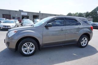 Used 2010 Chevrolet Equinox LS CERTIFIED 2YR WARRANTY BLUETOOTH ALLOYS AUX CRUISE CONTROL for sale in Milton, ON