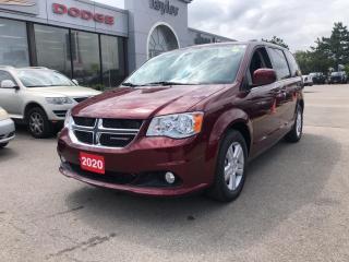 New 2020 Dodge Grand Caravan Crew Plus for sale in Hamilton, ON