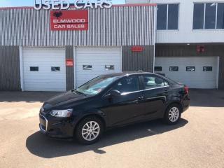 Used 2018 Chevrolet Sonic LT Auto for sale in Edmonton, AB