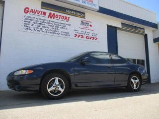 Used 2001 Pontiac Grand Prix GT for sale in Swift Current, SK