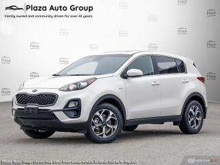New 2020 Kia Sportage LX for sale in Orillia, ON