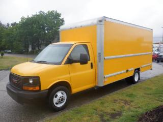 Used 2014 GMC Savana G3500 Cube Van 16 foot With Ramp for sale in Burnaby, BC
