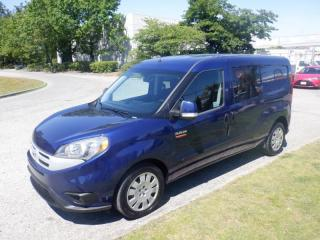 Used 2018 RAM ProMaster City Wagon SLT 5 passenger Cargo Van for sale in Burnaby, BC