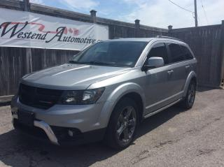 Used 2015 Dodge Journey Crossroad for sale in Stittsville, ON
