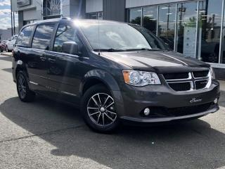 Used 2017 Dodge Grand Caravan SXT Premium Plus  CUIR BLUETOOTH for sale in Ste-Marie, QC