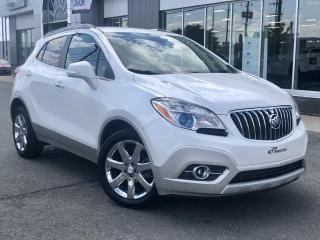 Used 2014 Buick Encore CUIR CAMERA BLUETOOTH for sale in Ste-Marie, QC