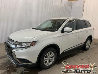 Used 2019 Mitsubishi Outlander ES AWC AWD Mags Caméra Sièges Chauffants for sale in Trois-Rivières, QC