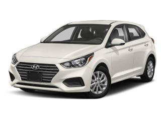 New 2020 Hyundai Accent Preferred 5 Doors NO OPTIONS for sale in Windsor, ON
