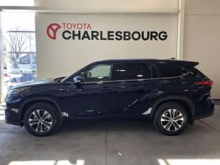 Used 2020 Toyota Highlander XLE AWD for sale in Québec, QC
