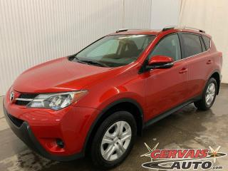 Used 2015 Toyota RAV4 LE Caméra de recul Sièges Chauffants Bluetooth for sale in Shawinigan, QC