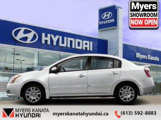 New 2012 Nissan Sentra 2.0 S  - $79 B/W for sale in Kanata, ON
