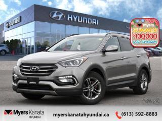 Used 2017 Hyundai Santa Fe Sport PREMIUM  - $131 B/W for sale in Kanata, ON