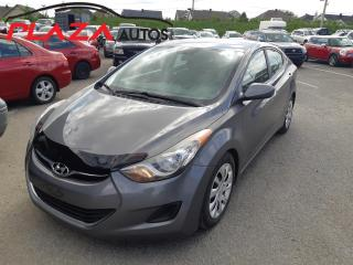 Used 2011 Hyundai Elantra 4DR SDN AUTO GL for sale in Beauport, QC