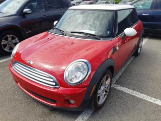 Used 2007 MINI Cooper 2dr Cpe Classic for sale in Beauport, QC