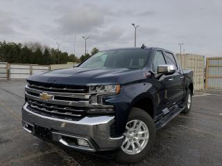 Used 2019 Chevrolet Silverado 1500 LTZ Z71 CREW 4WD for sale in Cayuga, ON