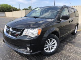 Used 2018 Dodge Grand Caravan PREMIUM 2WD for sale in Cayuga, ON