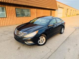 Used 2012 Hyundai Sonata GLS | BLUETOOTH | AUTO | CLEAN for sale in Burlington, ON
