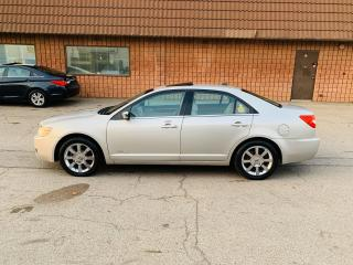 Used 2008 Lincoln MKZ AWD | CLEAN | NAVI | CERTIFIED for sale in Burlington, ON
