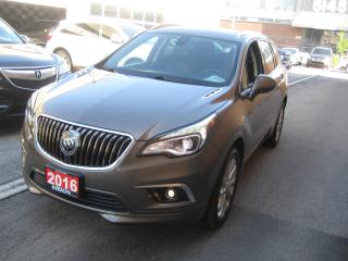 Used 2016 Buick Envision AWD 4dr Premium II NAV HUD ROOF for sale in North York, ON