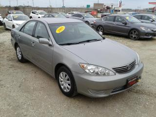 Used 2005 Toyota Camry LE for sale in Oak Bluff, MB