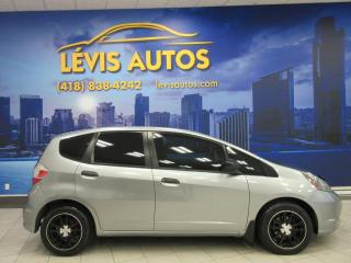 Used 2010 Honda Fit DX-A AUTOMATIQUE AIR CLIMATISÉ SEULEMENT for sale in Lévis, QC