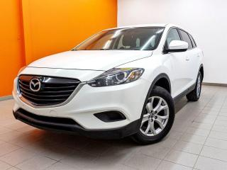 Used 2015 Mazda CX-9 GS *7 PLACES* SIEGES CHAUFF *CAMERA RECUL* PROMO for sale in St-Jérôme, QC