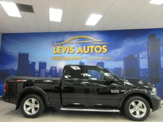 Used 2013 RAM 1500 SPORT 5.7 HEMI V-8 4X4 106500 KM CUIR TO for sale in Lévis, QC