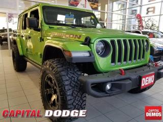 Used 2019 Jeep Wrangler Unlimited Rubicon for sale in Kanata, ON