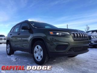 Used 2020 Jeep Cherokee Sport for sale in Kanata, ON