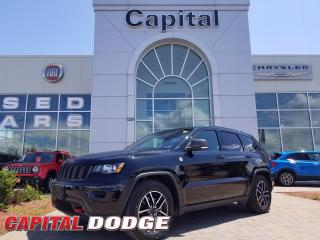 Used 2020 Jeep Grand Cherokee Trailhawk for sale in Kanata, ON