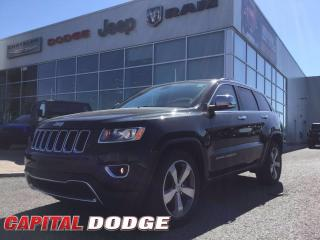 Used 2015 Jeep Grand Cherokee Limited for sale in Kanata, ON