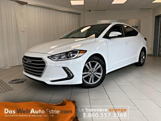 Used 2017 Hyundai Elantra GL, Gr. Électrique, A/C, Automatique for sale in Sherbrooke, QC