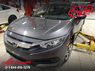 Used 2016 Honda Civic DX **NOUVEL ARRIVAGE** for sale in Chicoutimi, QC