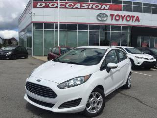 Used 2015 Ford Fiesta HB SE **AUTO/AIR/VITRES/MAGS** 58 491KM for sale in St-Eustache, QC