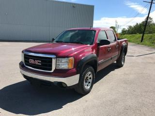 Used 2007 GMC Sierra 1500 4 RM, Cabine multiplaces 143,5 po, WT for sale in Quebec, QC