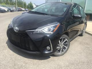 Used 2018 Toyota Yaris SE **AUTO/MAGS/FOGS** 54 379 KM* for sale in St-Eustache, QC