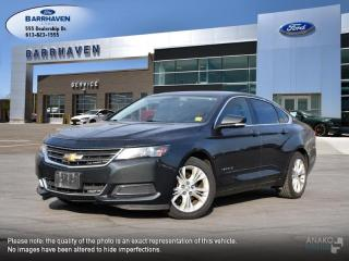 Used 2015 Chevrolet Impala 2LT for sale in Ottawa, ON