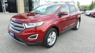 Used 2017 Ford Edge SEL for sale in New Hamburg, ON