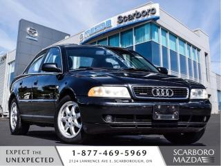 Used 1999 Audi A4 Series 4dr Sdn 2.8L Auto Quattro AWD for sale in Scarborough, ON