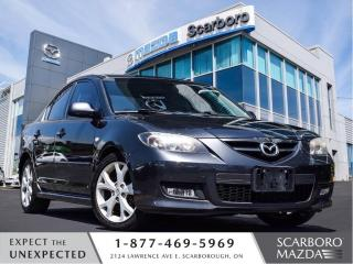 Used 2007 Mazda MAZDA3 4DR SDN AUTO GT for sale in Scarborough, ON