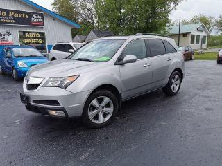Used 2010 Acura MDX for sale in Madoc, ON