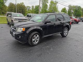Used 2010 Ford Escape Limited for sale in Madoc, ON