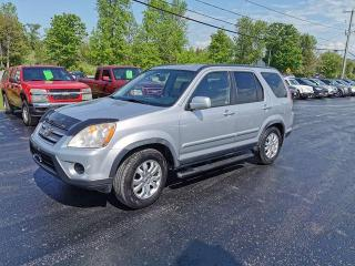 Used 2005 Honda CR-V EX-L for sale in Madoc, ON