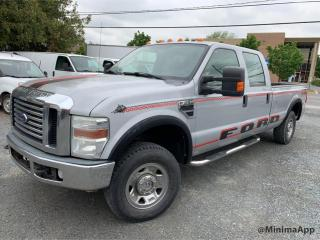 Used 2008 Ford F-250 4 RM, Cabine ordinaire, 137 po, XLT for sale in Drummondville, QC