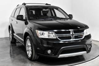Used 2017 Dodge Journey GT AWD CUIR MAGS 19P 7 PASSAGERS for sale in Île-Perrot, QC
