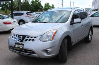 Used 2012 Nissan Rogue SL,AWD,One Owner,NAVI,CAM,Sunroof,Leather,No accident for sale in Oakville, ON