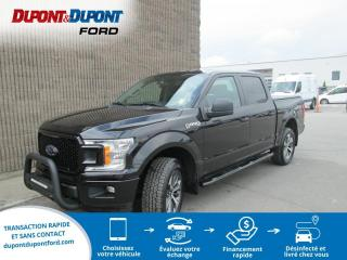 Used 2019 Ford F-150 STX cabine SuperCrew 4RM caisse de 5,5 p for sale in Gatineau, QC