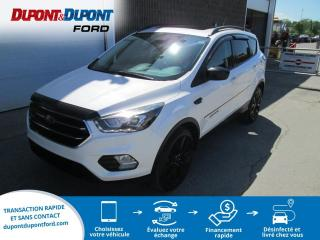 Used 2017 Ford Escape 4 portes SE Sport, Traction intégrale for sale in Gatineau, QC