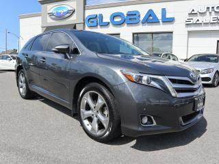 Used 2016 Toyota Venza Limited V-6 for sale in Ottawa, ON